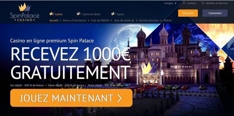 Casa Spin Palace