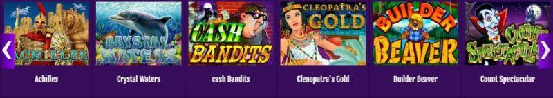 Jogos Majestic Slots Club