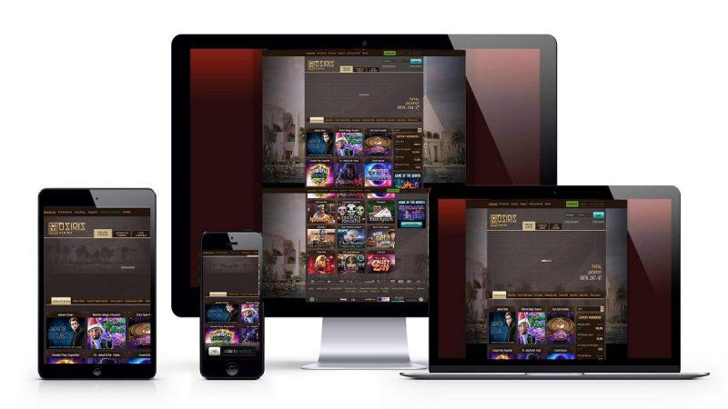 Osiris Casino Mobil