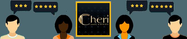 Cheri Casino revisão