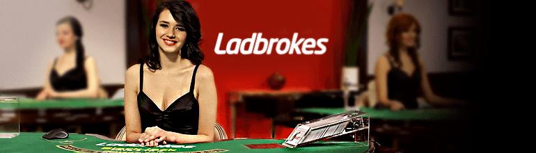 Mesa de Casino Ladbrokes