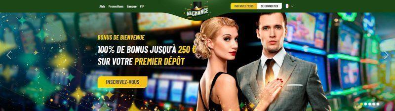 Bônus My Luck Casino