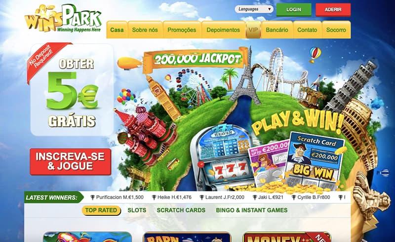 winspark interface