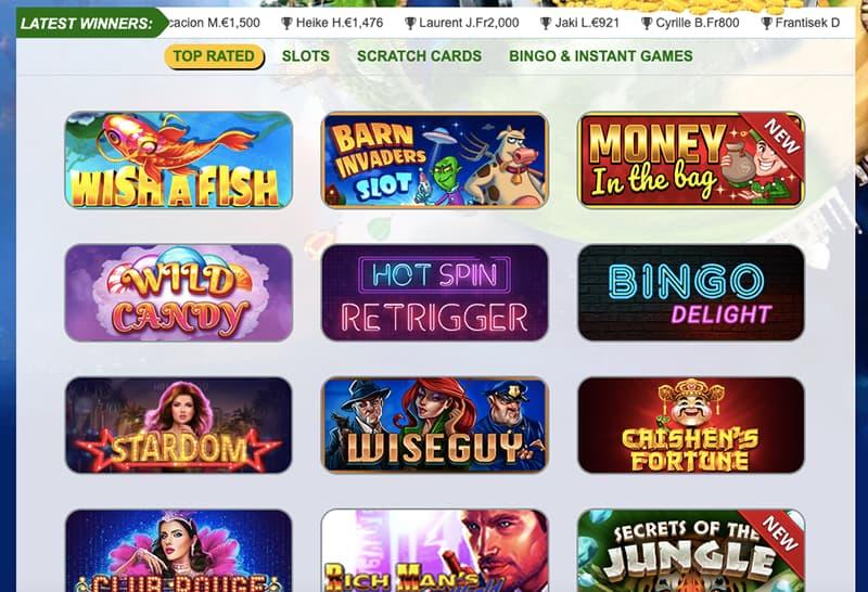 winspark casino online